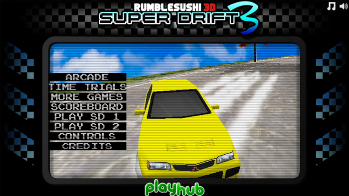 Play Super Drift 3